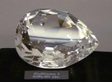 Cullinan with 3106 carats