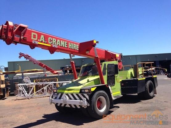 Mobile-Crane