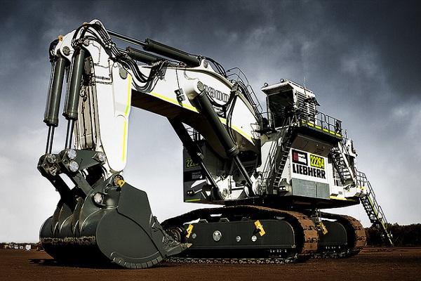 mining-excavator-Liebherr9800