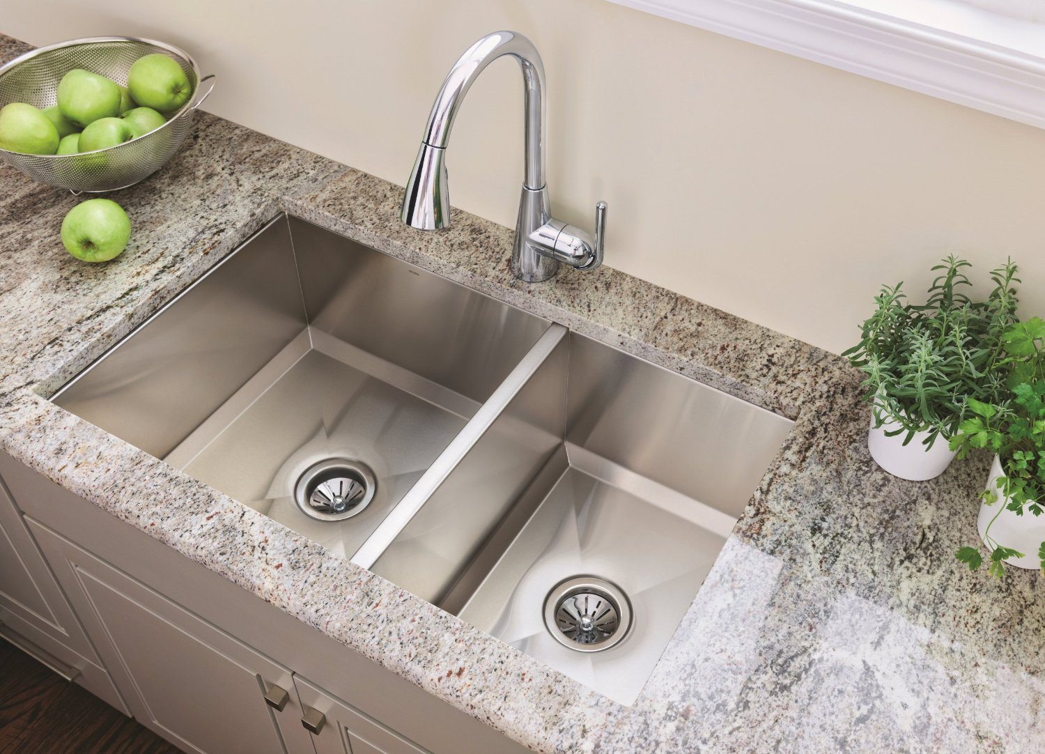 Granite Kitchen Sinks Undermount Kitchen Sinks For Granite Countertops