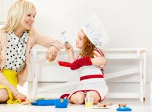 Kitchen Play Pretend