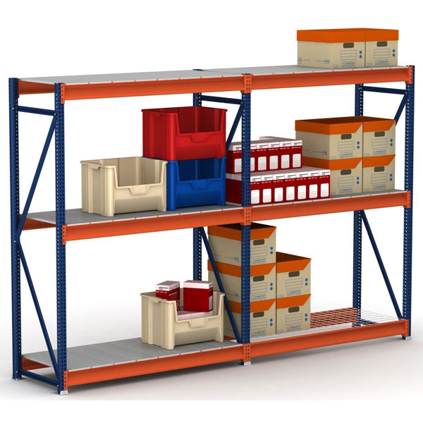 industrial shelving - space efficient pallet storage
