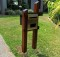 Timber-Letterboxes