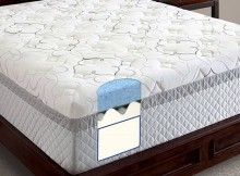 memory foam gel mattress topper