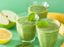 natural meal replacement shakes