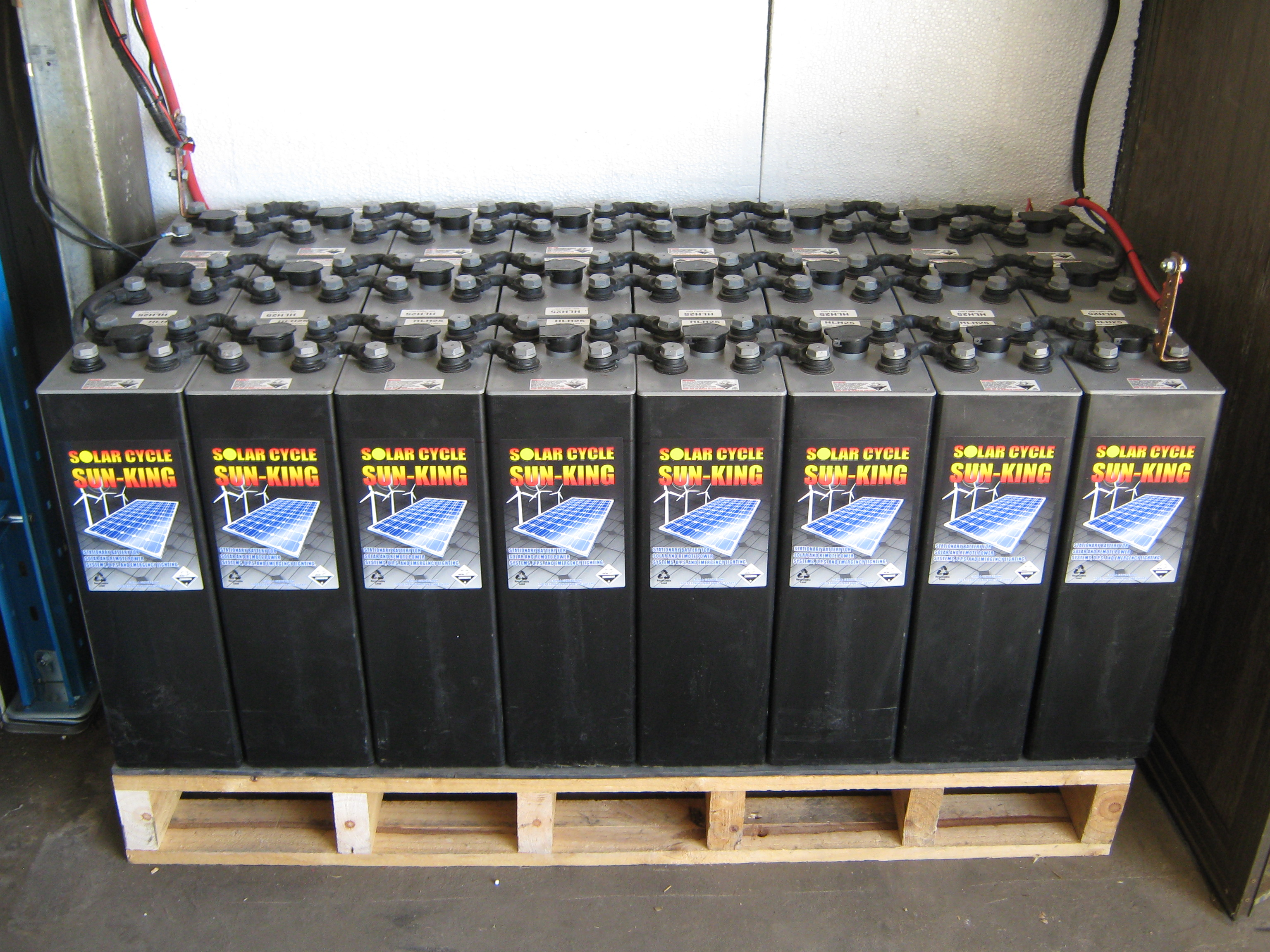 Shed Roof The Different Types Of Deep Cycle Batteries And Ratings To