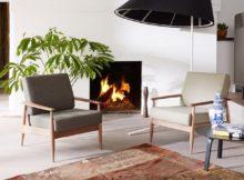 nordic armchairs