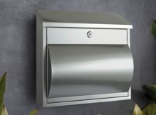 letterbox stainless steel