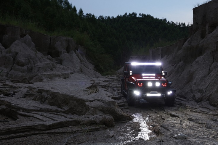 off road 4x4 lights