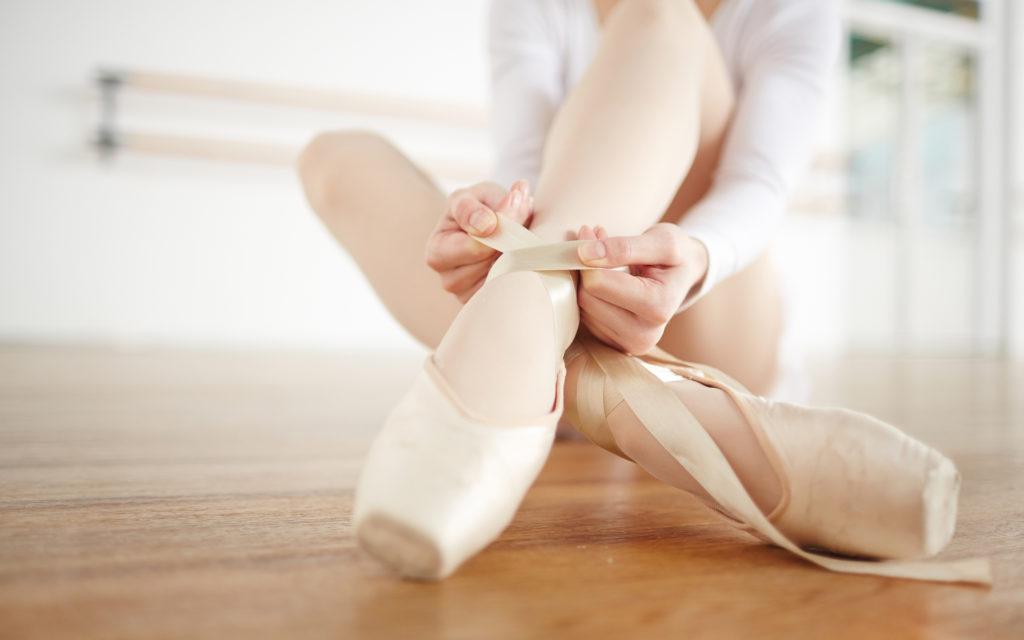 Danielle Woodward Ballet Shoes