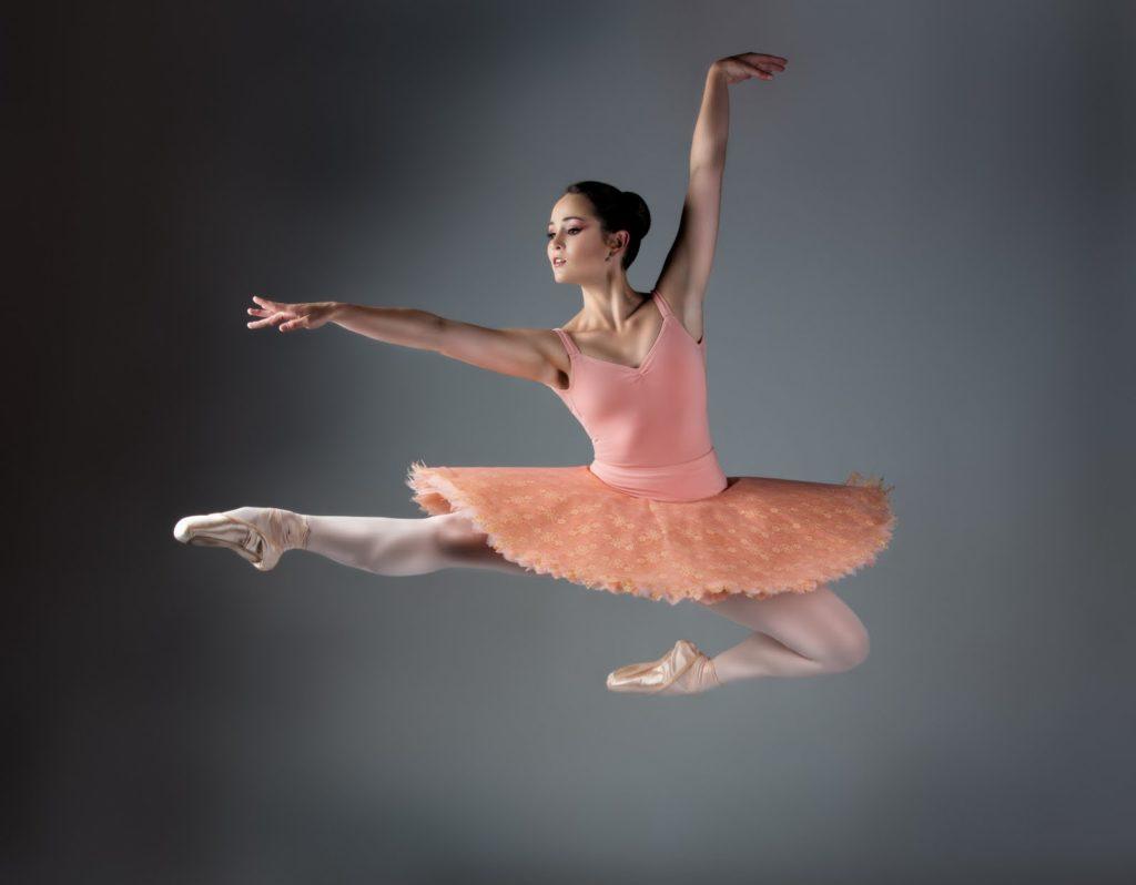 Girl Dance Ballet Shoes