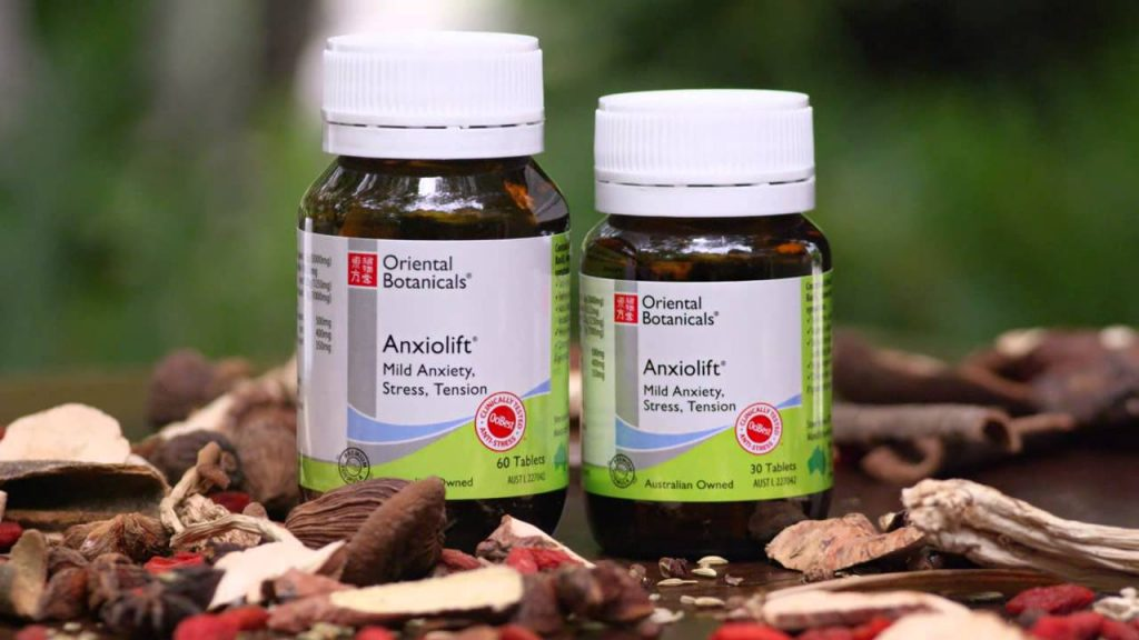 anxiolift oriental bothenicals