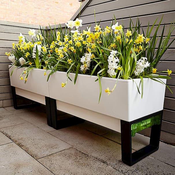 glowpear-white-planter-pot