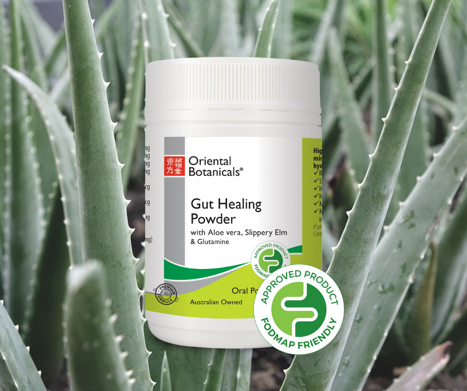 the gut healing powder oriental botanical