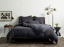 black bamboo bedding