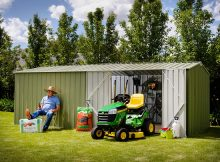 Reorganising Your Garden with 4M Shed