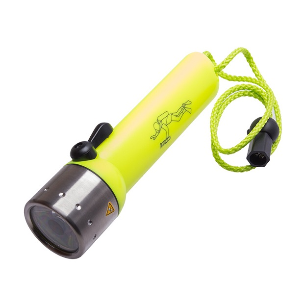 LED LENSER D14.2 - Diving Flashlight