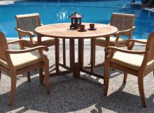 outdoor teak table furniture
