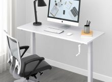 adjustable stand desk