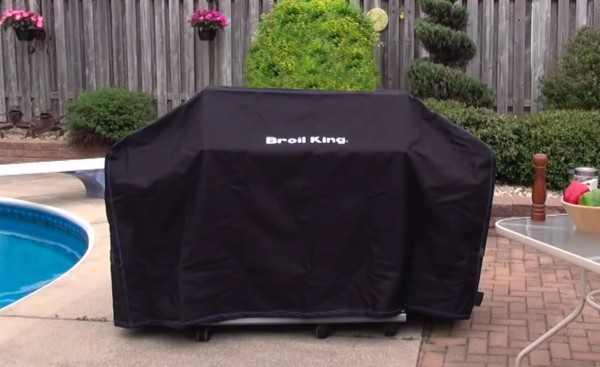 bbq cover outdoor