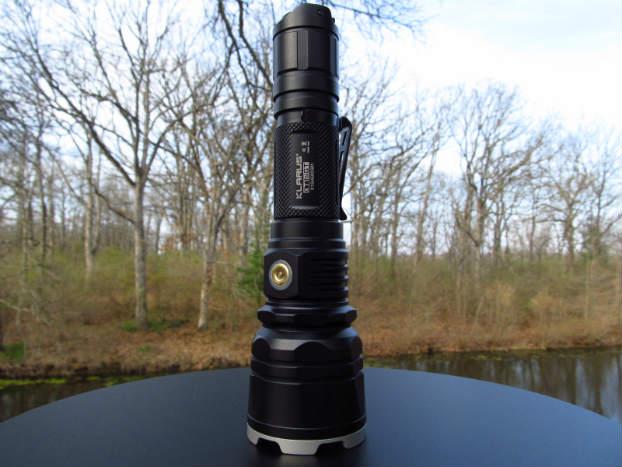 klarus led flashlight