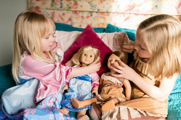 playing-with-dolls