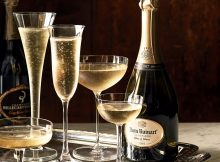champagnes for holidays wine