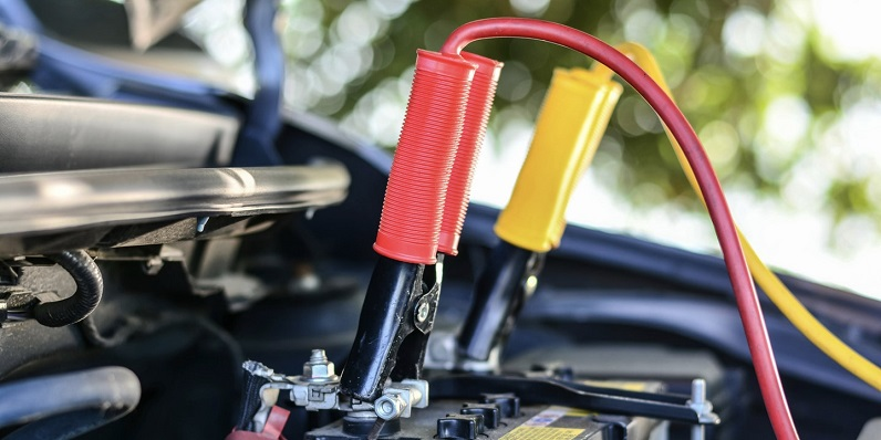 jump starter cables
