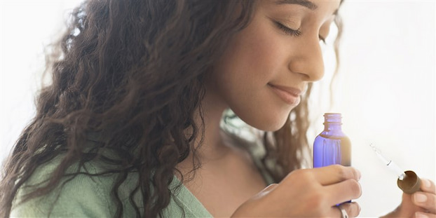 smelling-essential-oil-directly-from-the-bottle