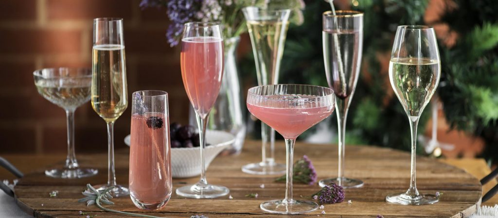 types-of-champagne-glasses
