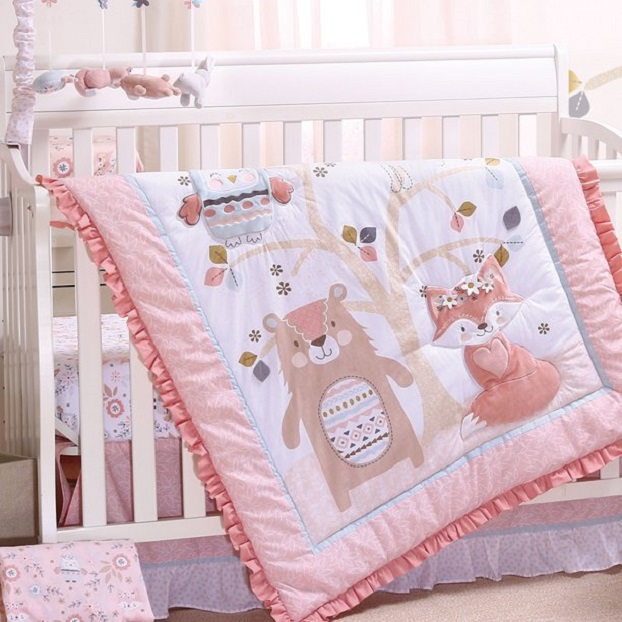 Themed Cot Blanked