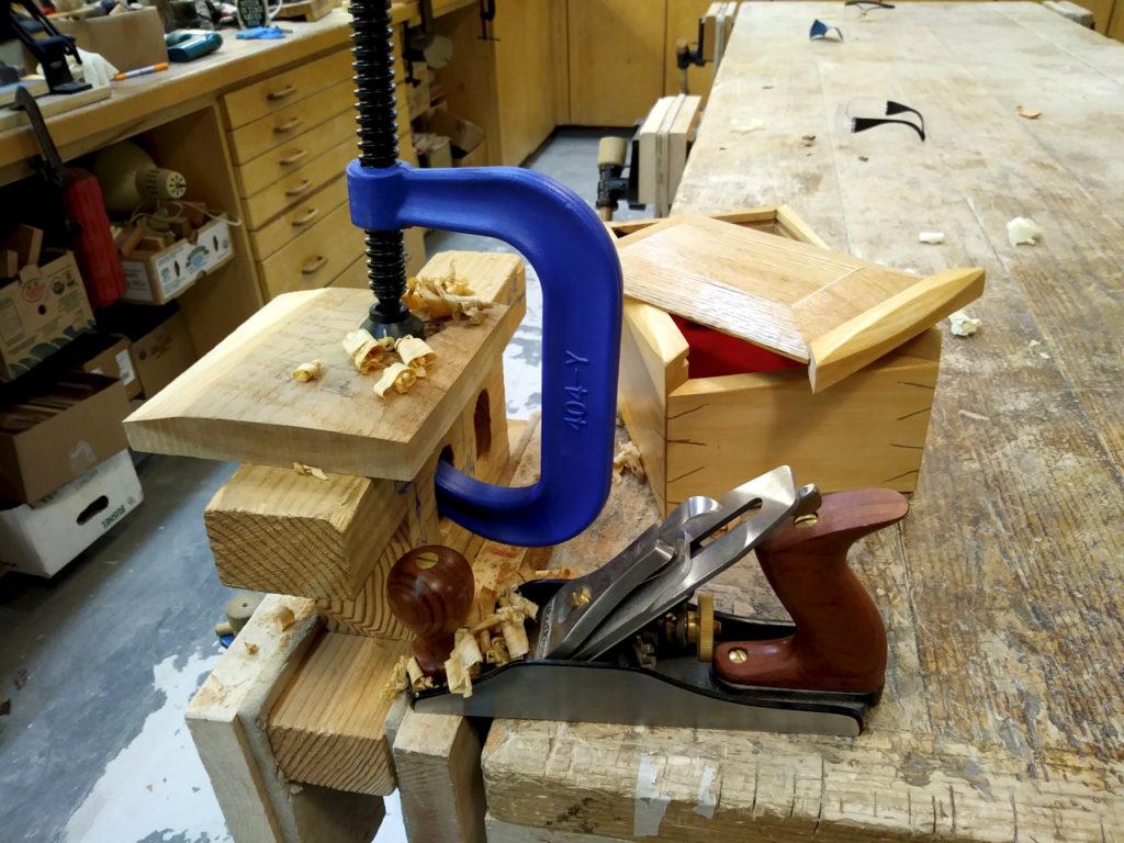 c clamps workshop