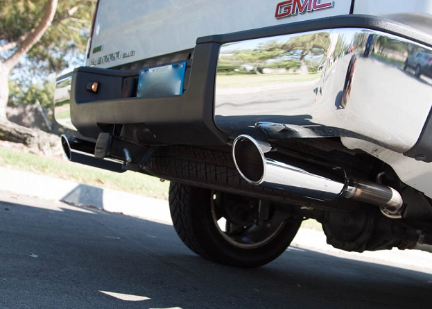 Dual Exhausts