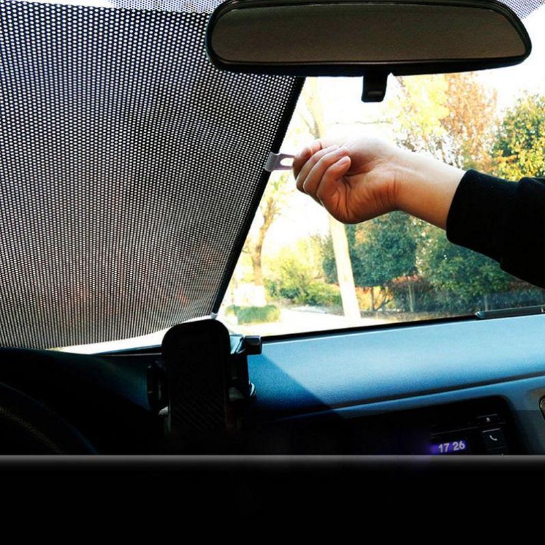 car window shades installment