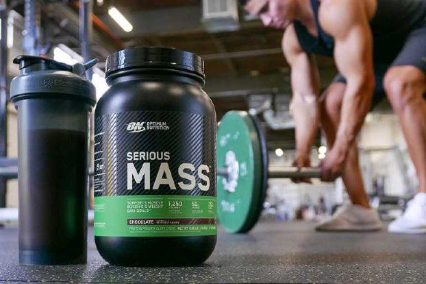 mass protein weight gainer