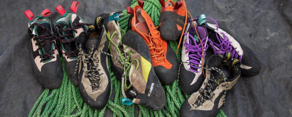 Rock-Mountaineering Climbing Shoes