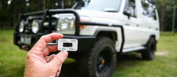 jeep idrive